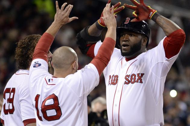 Red Sox Lineup: David Ortiz, Shane Victorino Sit; A.J. Pierzynski at DH