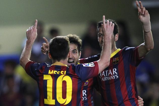 Villarreal vs. Barcelona: Score, Grades and Post-Match Reaction