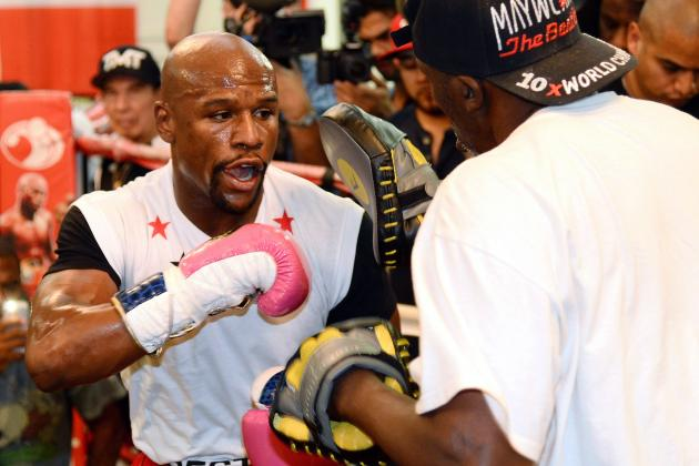 Floyd Mayweather's Blueprint to Knocking out Underdog Marcos Maidana