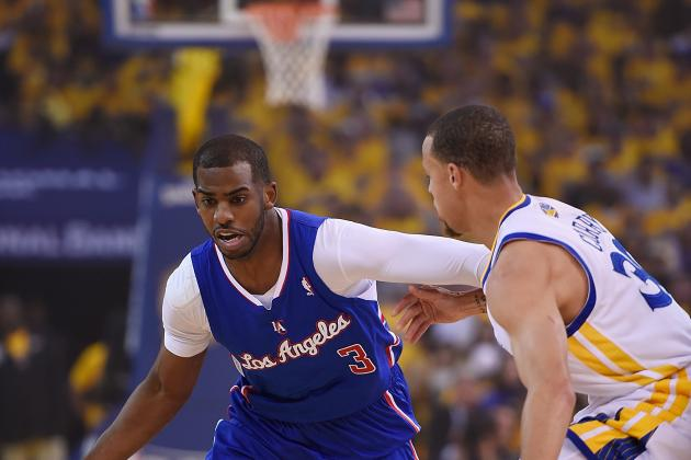 Clippers vs. Warriors Game 4: Live Score, Highlights and Reactions