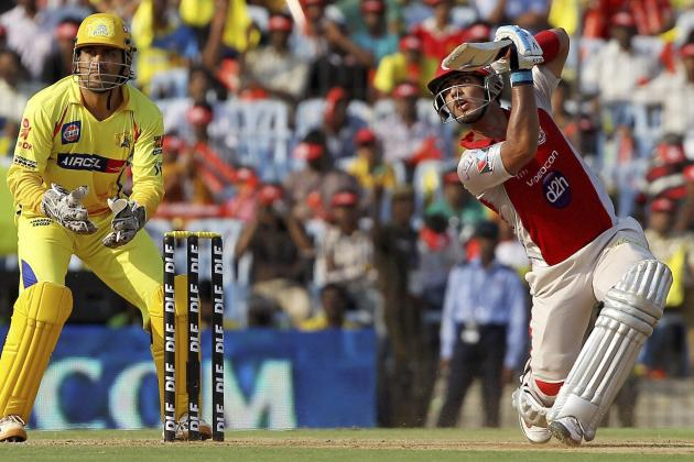 Chennai Super Kings vs. Kings XI Punjab: Destined to Be the IPL 7 Final?