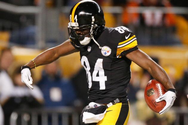 Steelers WR Brown Blasts Ex-Teammate Clark