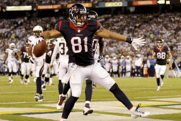 Fantasy Football 2014: Projections for Second-Tier Tight Ends on New Teams