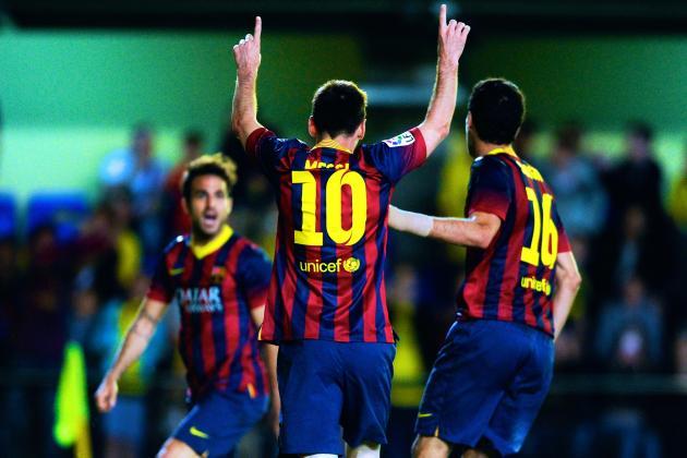 Villarreal vs. Barcelona: Score, Grades and Post-Match Reaction