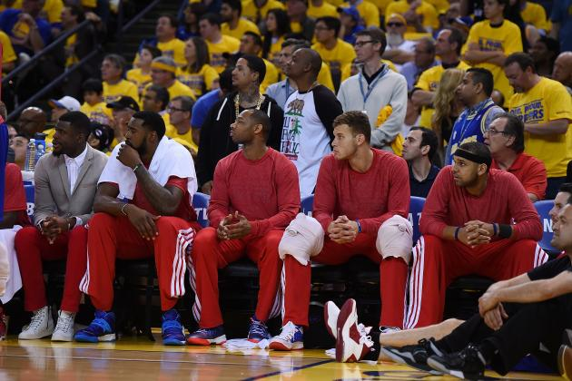 LA Clippers Decide Not to Practice on Monday After Game 4 Loss to Warriors