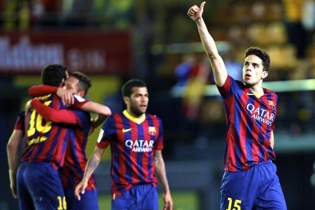 Barcelona Win in Spite of Tata Martino, Not Because of Him