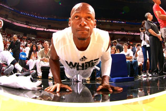 Miami Heat 'Fast 5': Ray Allen on Donald Sterling, LeBron James on NBA Ownership