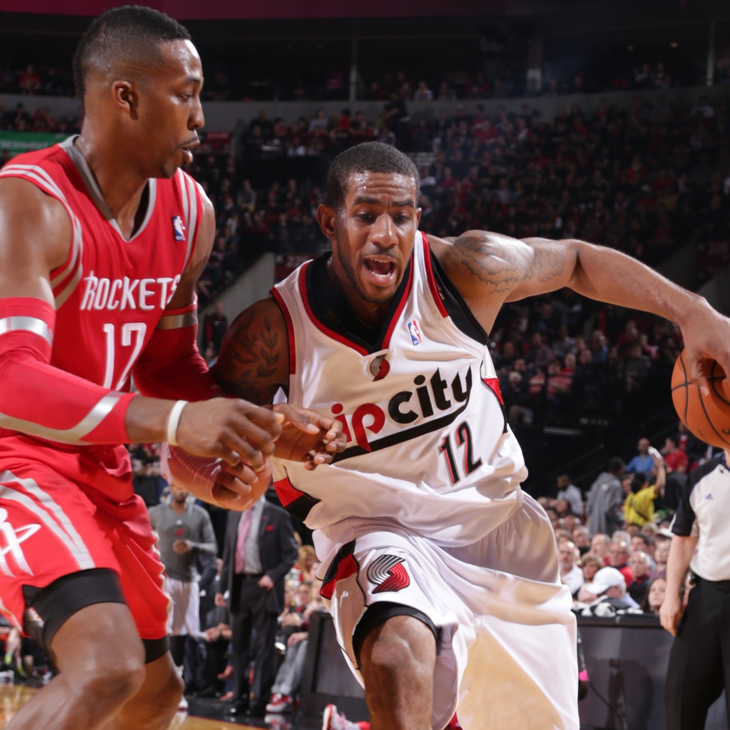 Portland Trail Blazers Live Stream: Rockets Vs. Trail Blazers Game 4: Live Score, Highlights