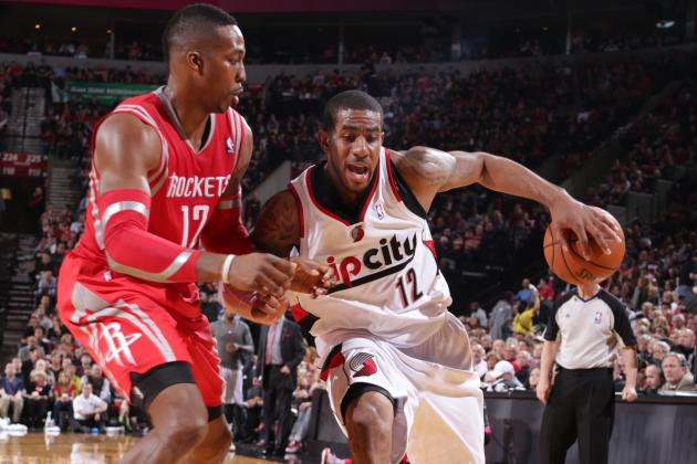 Rockets vs. Trail Blazers Game 4: Live Score, Highlights and Reactions