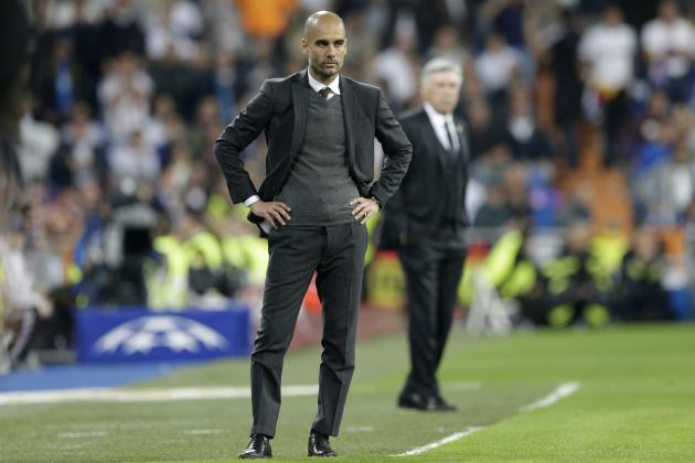 Preparing for Real Madrid, What Are Pep and Bayern's Best Options?