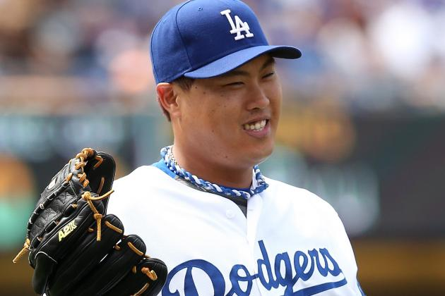There's No Place Like Home for Hyun-Jin Ryu in Dodgers' 6-1 Loss