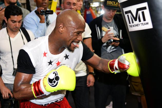 Mayweather vs. Maidana: PPV Info and Storylines Ahead of Massive Bout