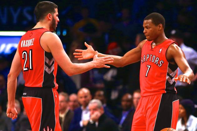 Raptors vs. Nets: Game 4 Score and Twitter Reaction from 2014 NBA Playoffs