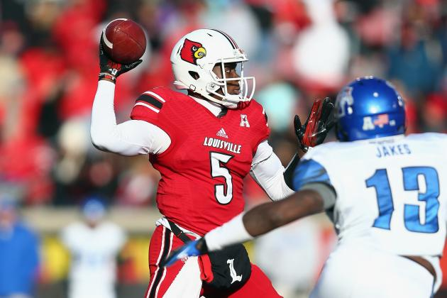 Teddy Bridgewater NFL Draft 2014: Scouting Report Breakdown for Vikings QB