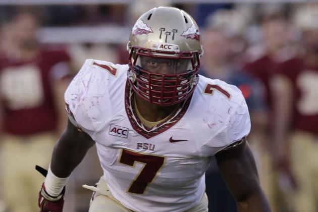 Washington Redskins Draft Countdown: Making the Case for FSU's Christian Jones
