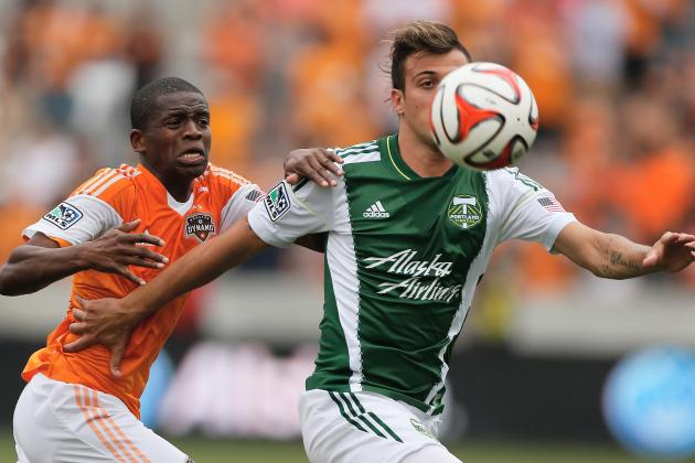 Struggling Dynamo, Timbers Finish with 1-1 Draw