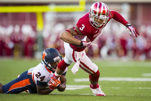 San Francisco 49ers Draft Rumor: Interest in Indiana Wide Receiver Cody Latimer?