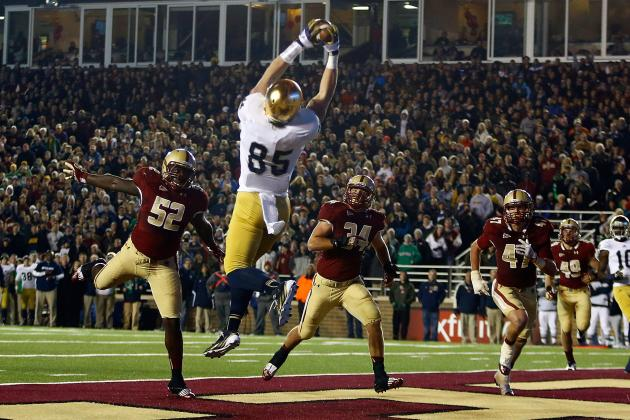 New York Giants Draft Countdown: Making the Case for Troy Niklas