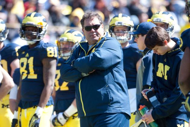 Michigan Football: Projecting Post Spring 2-Deep Depth