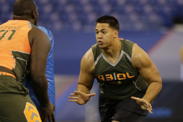 Denver Broncos' Draft Countdown: Making the Case for Xavier Su'a-Filo