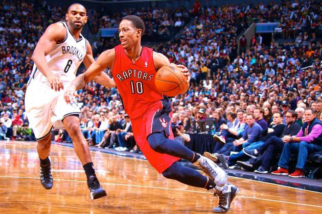 Toronto Raptors Proving Cinderella Season Not a Fluke