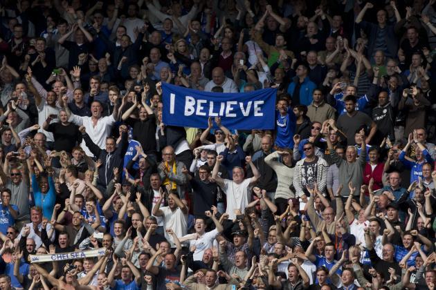 Liverpool, Chelsea Fans Fight After Reported Steven Gerrard, Hillsborough Taunts