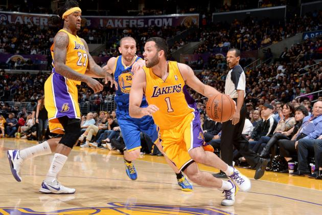 Can Jordan Farmar Be the Lakers' Point Guard of the Future?