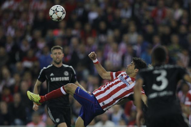 Chelsea vs. Atletico Madrid: UEFA Champions League Odds, Preview and Prediction