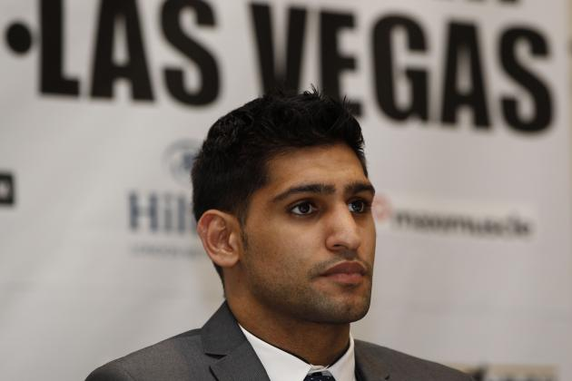 Can Al Haymon Get Amir Khan a Fight with Floyd Mayweather?
