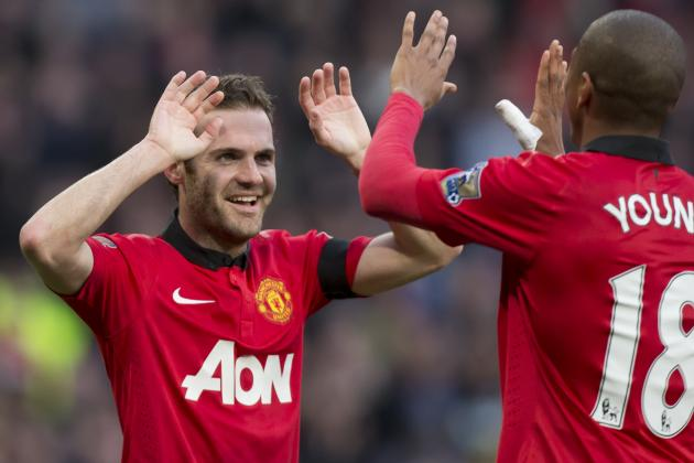 Juan Mata's Birthday Blog and Selfie Fun Suggests Manchester United Happy Again