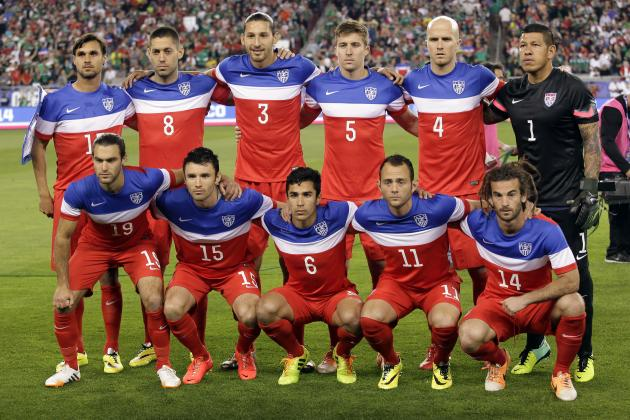 Rating MLS Players' Chances of Making USMNT World Cup Squad