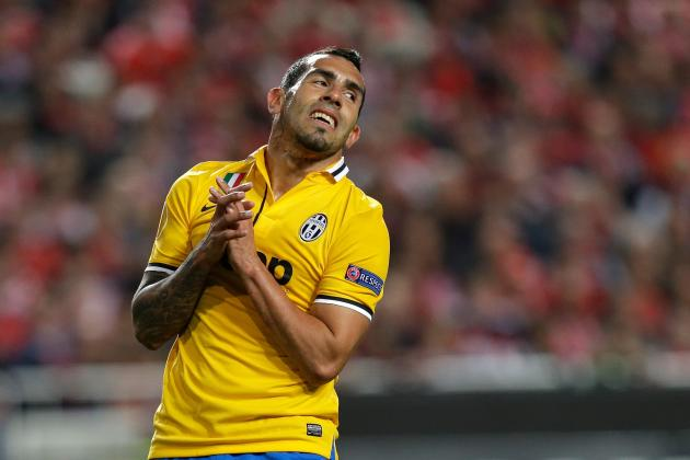Liverpool Transfer News: Latest on Carlos Tevez, Adam Lallana and More