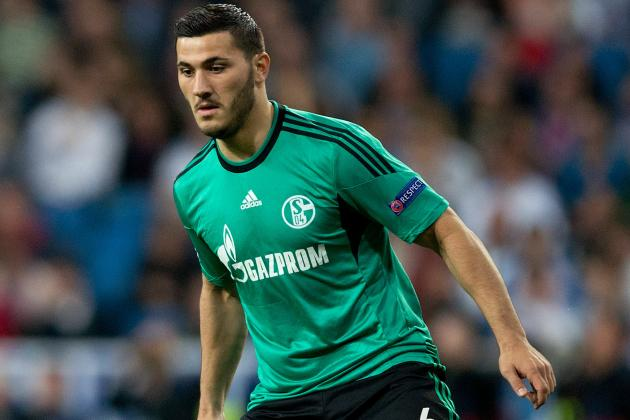 Manchester United Transfer News: Schalke's Sead Kolasinac Claims Offer