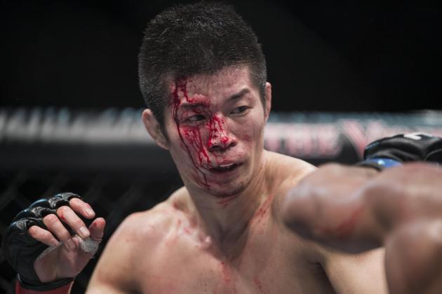 Hatsu Hioki vs. Charles Oliveira Added to UFC Fight Night 43 in Auckland
