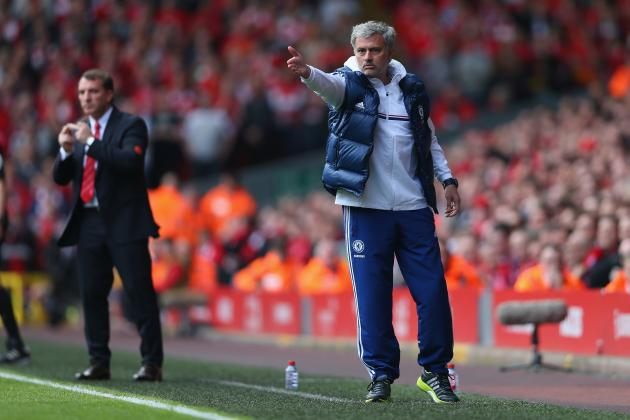 Film Focus: Jose Mourinho Wrong to Insist Chelsea Weren't Defensive vs Liverpool