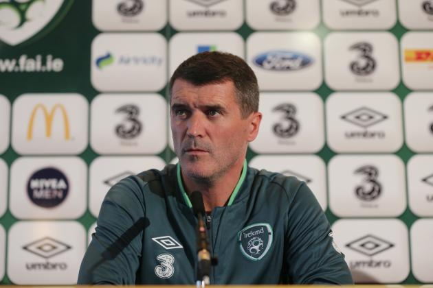 Roy Keane Pours Cold Water on Manchester United, Louis Van Gaal Link-Up