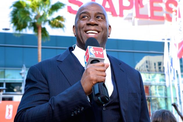 Magic Johnson Interested in Purchasing the Los Angeles Clippers?