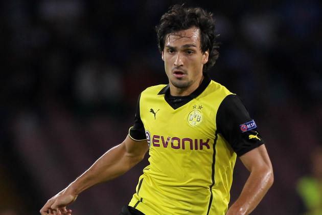 Mats Hummels Dismisses Barcelona Transfer Talk, Wants Shinji Kagawa at Dortmund