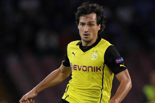 Mats Hummels Dismisses Barcelona Transfer Talk, Wants Shinji Kagawa at Dortmund