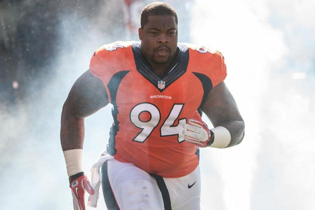 Terrance Knighton: I'm Definitely Going to Honor the Contract