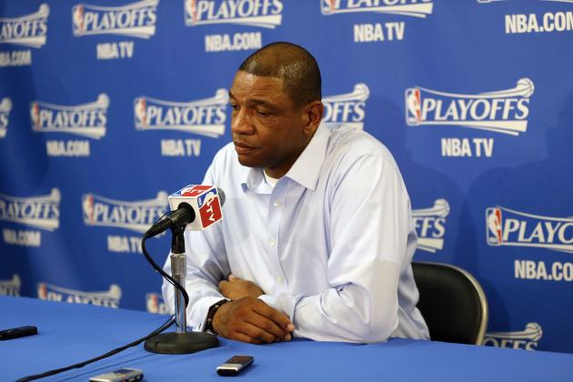 Report: Doc Rivers Will 'Never' Return to Clippers If Donald Sterling Stays