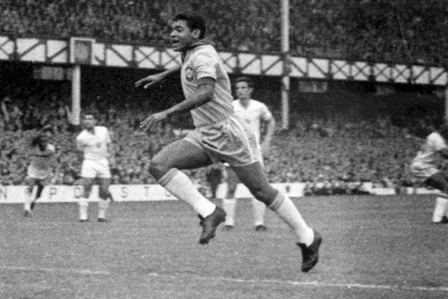 ESPN 30 for 30 'The Myth of Garrincha': Preview for Mane Garrincha Documentary