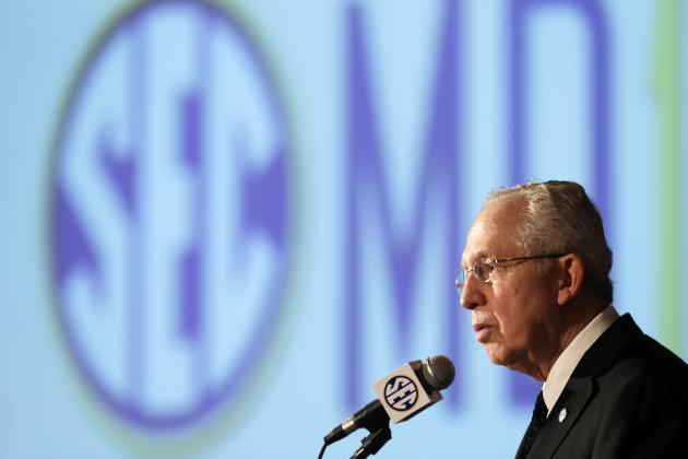 SEC Football Schedule Change Won't Have Major Impact on Conference