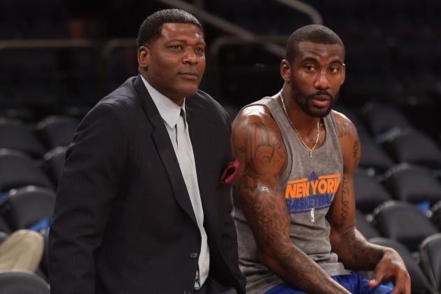 Knicks Great Larry Johnson Calls for All-Black League