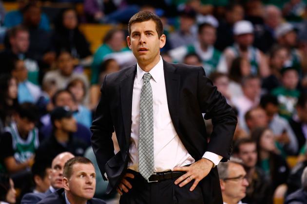 Ex-College Rivals Laud Celtics' Stevens