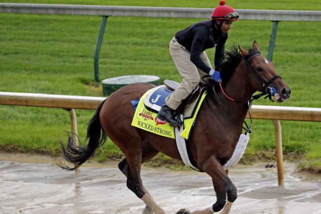 Kentucky Derby Odds 2014: Early Look at Vegas' Lines for Each Horse in Field