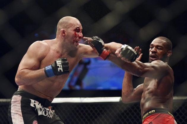 UFC 172 Judo Chop: Jon Jones and the Muay Thai Eye Poke