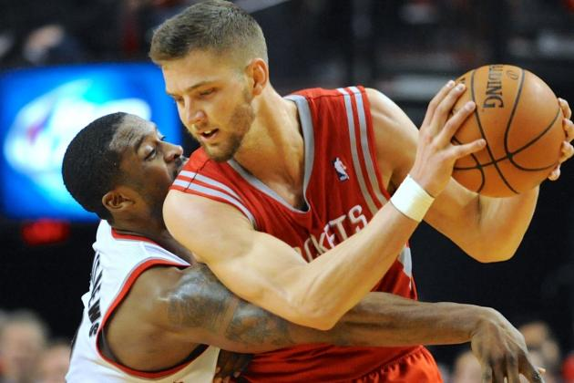 Even Chandler Parsons' Exemplary Team Spirit Not Enough to Unite Divided Rockets