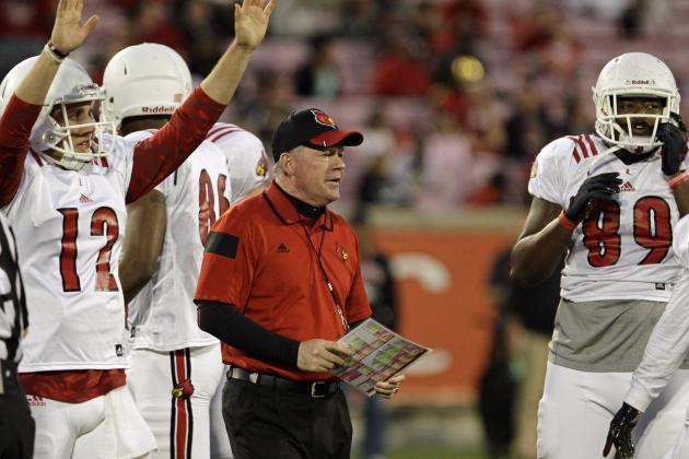Realistic Expectations for Bobby Petrino's Return to Louisville