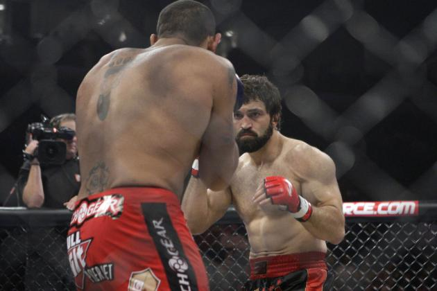 Dana White: 'I like Andrei Arlovski, so we brought him back'